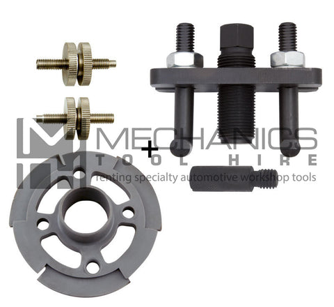 FORD / FORD RANGER - MAZDA FUEL INJECTION PUMP SPROCKET LOCKING TOOL