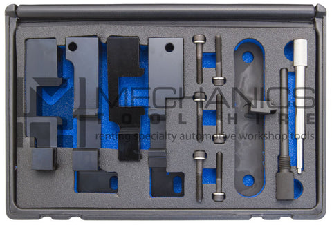 Land Rover 3.6 TDV8 Engine Timing Tool Set
