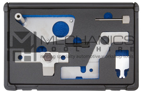 Land Rover Engine Timing Tool Kit - 2.0L (204PT) Evoque