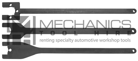 Land Rover Fan Coupling Service Wrench Kit - 3 Piece