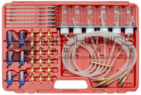 Diesel Injector Return Flow Testing Kit