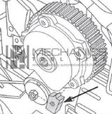 Alfa Romeo, Fiat, Lancia 1.2, 16v,1.4 16v, 1.4 T-Jet Petrol Engine Setting/ Locking Kit - Belt Drive