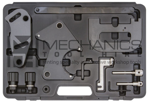 Nissan / Renault 4-Cylinder Engine Timing Tool Kit