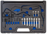 Citroen / Peugeot Engine Timing Tool Kit - Petrol / Diesel (General Locking Tools)