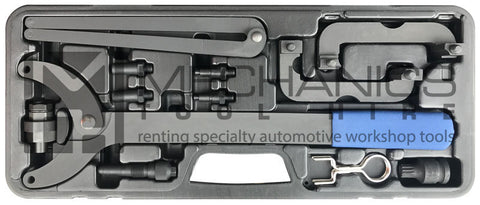 VW / Audi V6 Petrol Timing Tool Set TFSI 2.8 / 3.0 / 3.2L