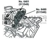 FORD Explorer SOHC V6 Timing Kit