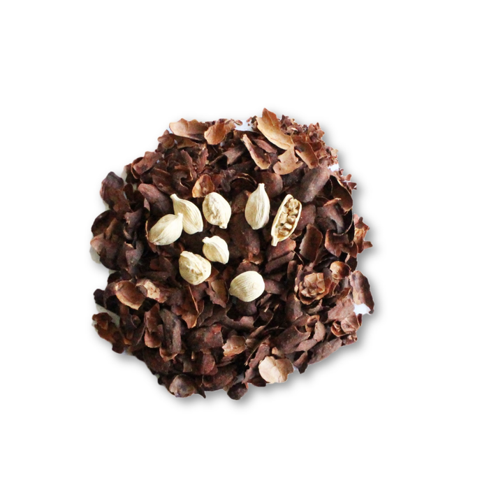 Chocolate Cardamon - A spice loved by many nations - Seriously! Chocolate Tea