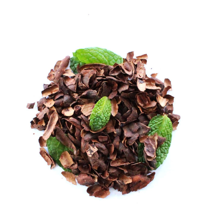 Chocolate Peppermint - After Eight Dinner Mint Anyone? - Seriously! Chocolate Tea