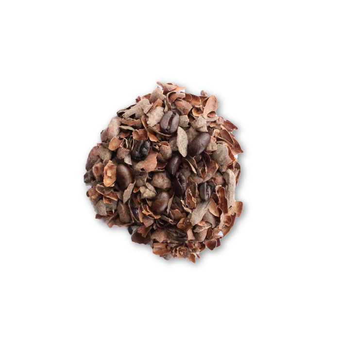 Chocolate Espresso - Dark chocolate with dark espresso-very elegant - Seriously! Chocolate Tea