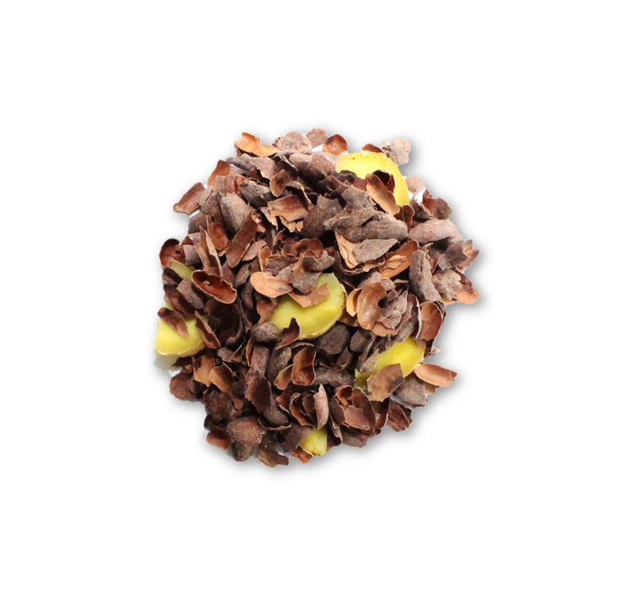 Chocolate Ginger - Smoothly warm and satisfying - Seriously! Chocolate Tea