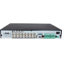 16 Channel AHD 1080P DVR with 4TB hard drive - ICS and Electronics LLC