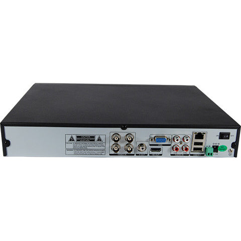 4 Channel AHD 1080P DVR with a 2TB hard drive - ICS and Electronics LLC