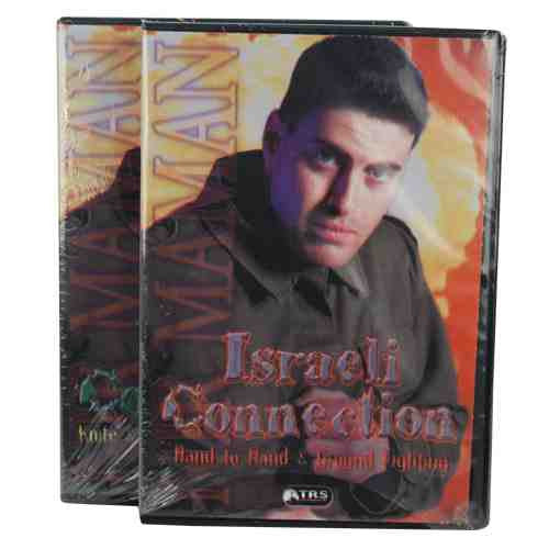 Israeli Connection DVDs - Nir Maman - ICS and Electronics LLC