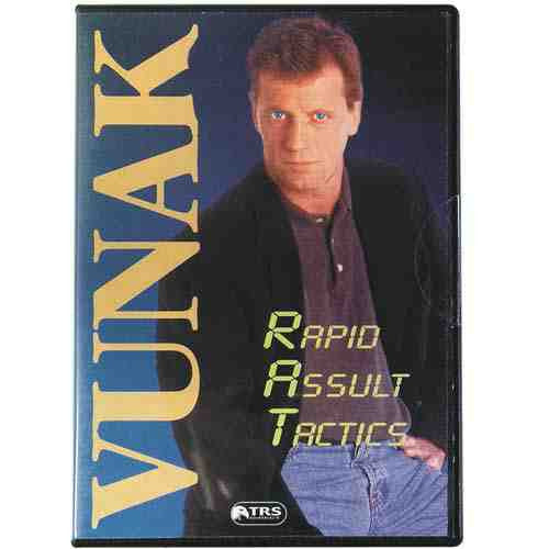 Rapid Assault Tactics DVD - Paul Vunak - ICS and Electronics LLC