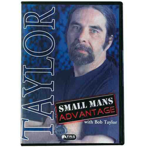 Small Mans Advantage DVD - Bob Taylor - ICS and Electronics LLC