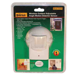 Outdoor Homesafe Wireless Home Security Motion Sensor - ICS and Electronics LLC
