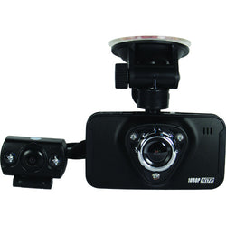 Mini 1080HD Dash Camera With Built-In DVR and LCD Screen - ICS and Electronics LLC