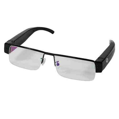 HD Eye Glasses Hidden Spy Camera with Built in DVR - ICS and Electronics LLC