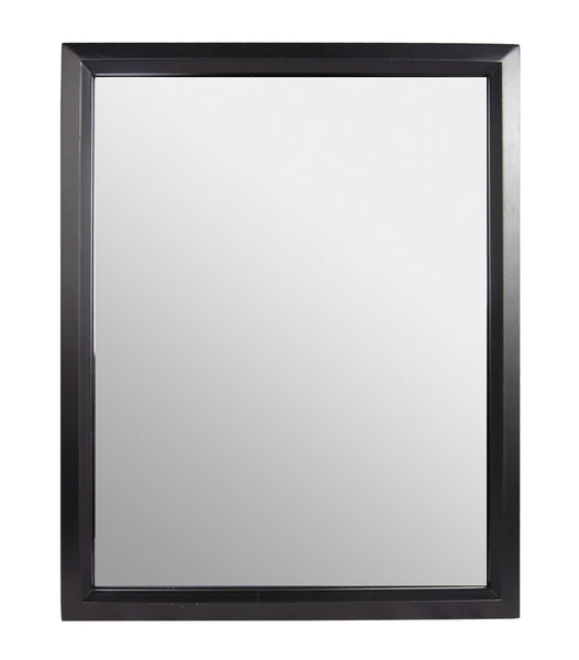 Black Frame Mirror HD Hidden Camera with Built-In DVR - ICS and Electronics LLC