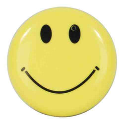 Mini Clip On Smiley Face Button Spy Hidden Camera with Built in DVR - ICS and Electronics LLC