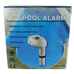 Safe Family Life Pool Alarm System - ICS and Electronics LLC