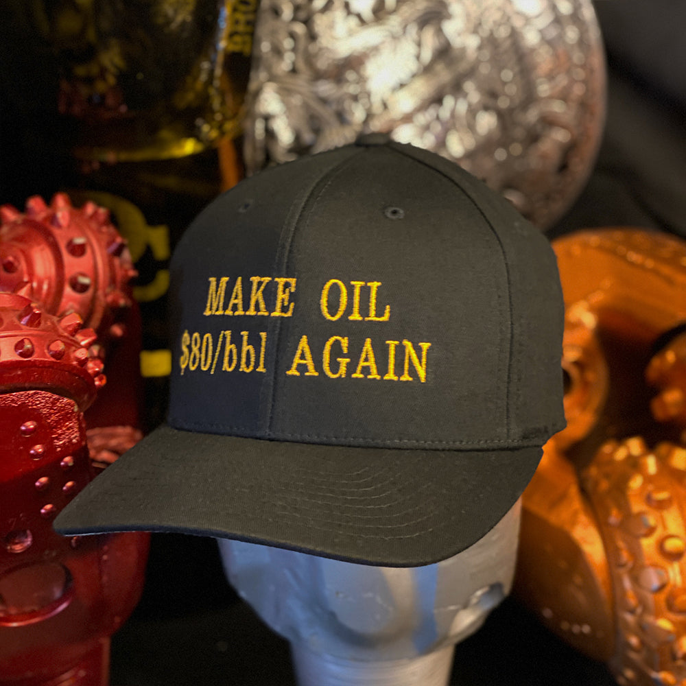 MAKE OIL GREAT AGAIN