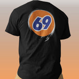 SIX NINE OIL & GAS TEE F/B