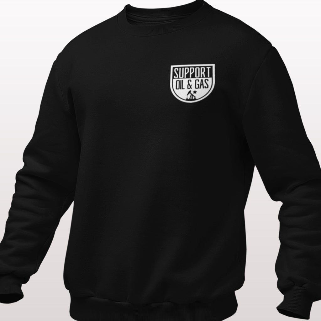 SUPPORT O&G LONG SLEEVE