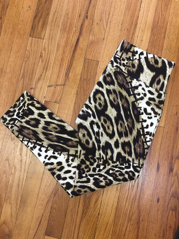 SlimSation Leopard Leggings