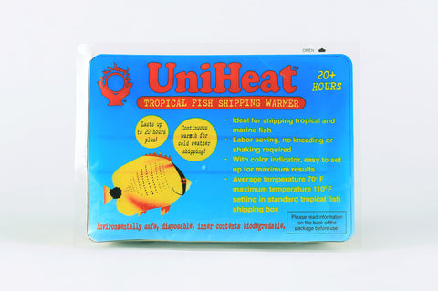 UniHeat 20 Hour Shipping Warmer - Front of Packaging