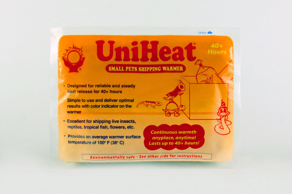 UniHeat 40 Hour Shipping Warmer - Front of Packaging