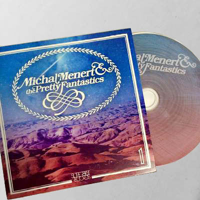 "Michal Menert & the Pretty Fantastics ""1"" - CD"