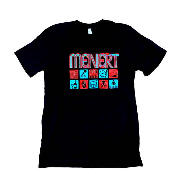 Michal Menert Decathlon Tee