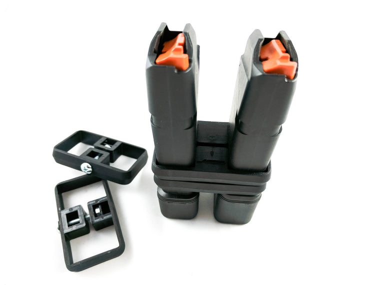 Glock Type 17 Mag Coupler