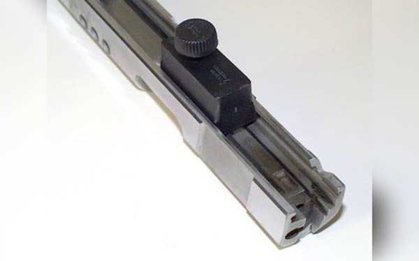 Barrel Fitting Clamp