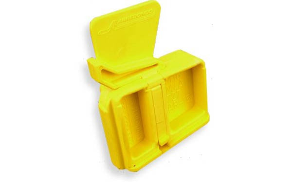 AR-15 Mag Well Safety Plug
