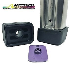 Arredondo Extended Pad for STI and Para 10 rnd. Magazines