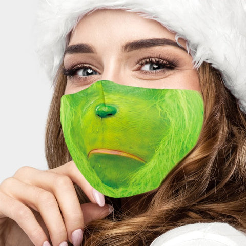 The GRINCH Mask