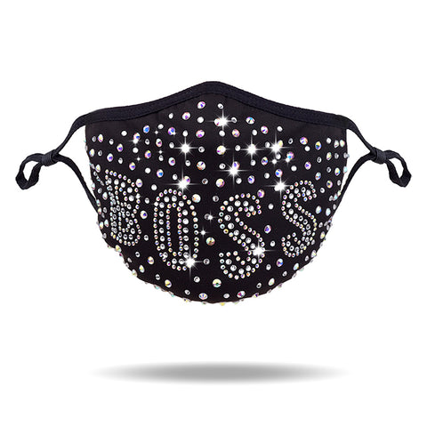 Boss Bling Mask