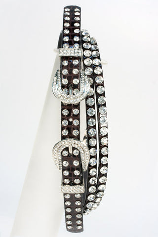 Gemini Crystal Belt