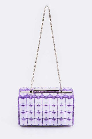 Purple iCE Clutch - iBESTEST.com