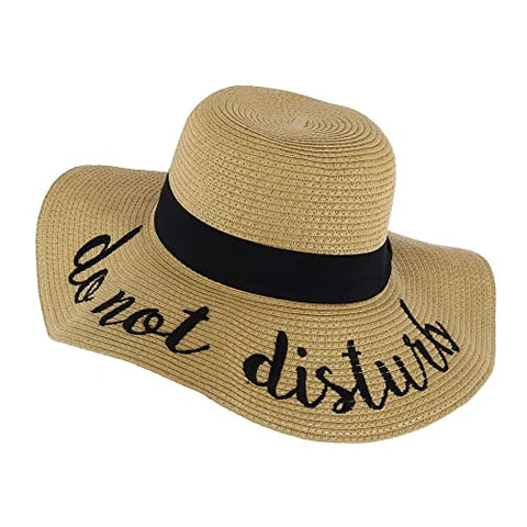 Do Not Disturb Sunhat