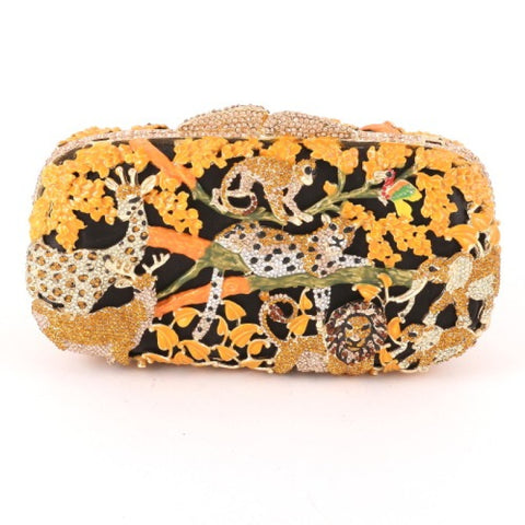 Neon Tiger Clutch - iBESTEST.com