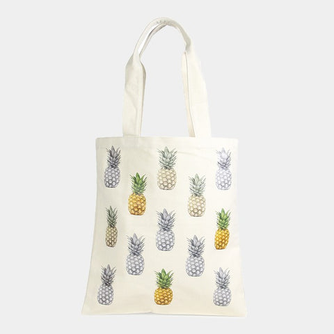 A Flock of Pineapples Tote