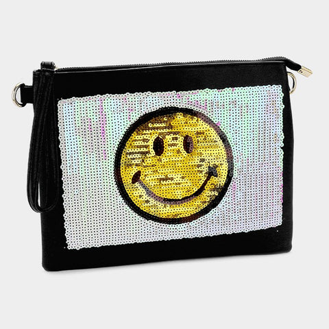 Don't Worry Be Happy Clutch - iBESTEST.com