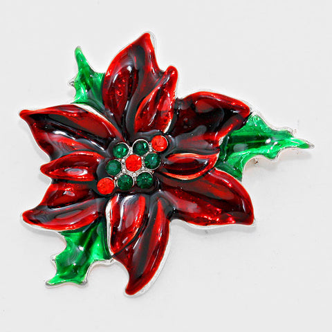 Poinsettia Holiday fashion - iBESTEST.com