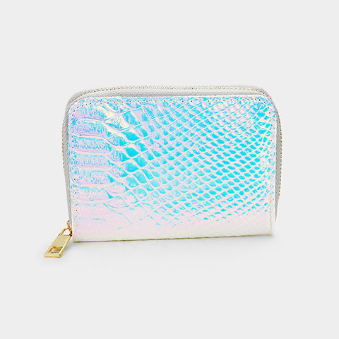 Iridescent Women's Wallet - iBESTEST.com