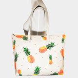 Lovely Bunch of Pineapples Tote