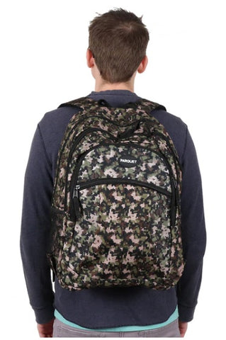 Camo Military Novelty Backpack