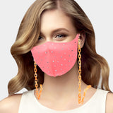 Statement Mask Holder